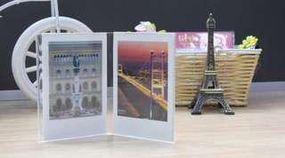 Fuji film Mini photo two sides frame