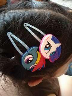 My Little Pony Hair Accessories