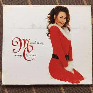 Mariah Carey Merry Christmas album (1994)