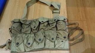 二戰美軍手榴彈袋(陸戰隊)
