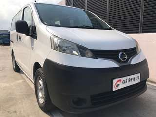 Nissan NV200 1.6 Auto Panel Van