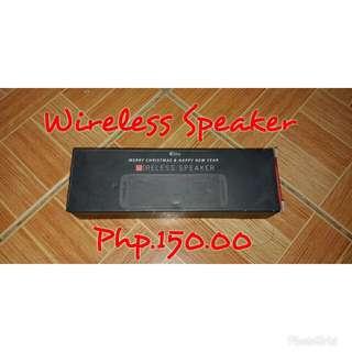 Wireless Speaker(Bluetooth)