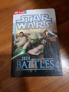 Star wars / jedi battles