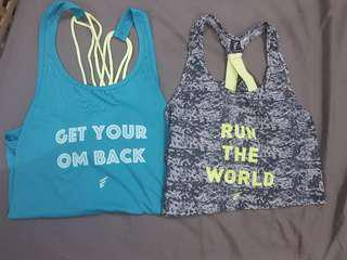 Energized Gym Top ( 2 for 60 )