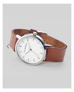 The Horse - Brown Leather Watch