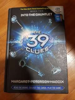 Into the gaunlet / the 39 clues