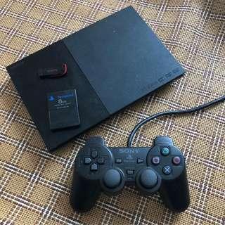Sony Playstation 2 MODDED