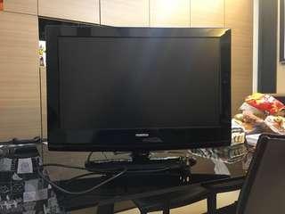 26吋 LCD電視機 DVD機 顯示屏