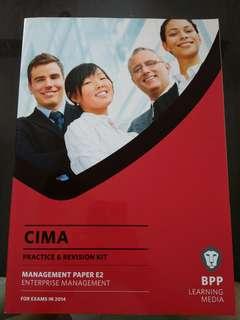 CIMA Practice & Revision Kit E2 Enterprise Management