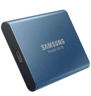 🚚 [PO] Samsung 500GB (1TB 2TB) Portable SSD T5 Hard Drive