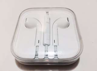 Original Apple Earpods