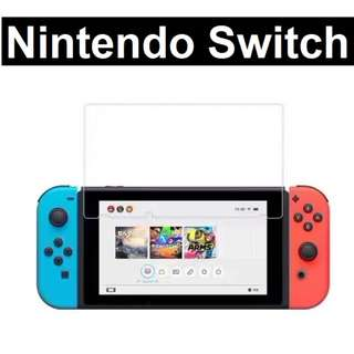 🚚 Nintendo Switch 9H HD Crystal Clear Tempered Glass Screen Protector