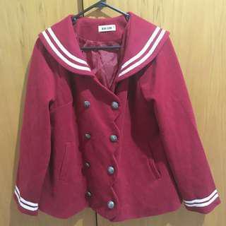 Student style coat 🇰🇷