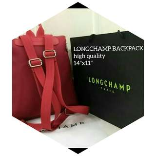 Long Champ backpack
