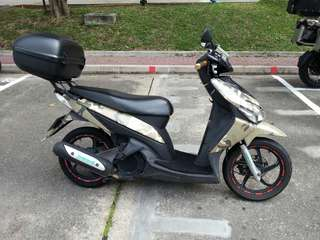 Honda scooter for rent