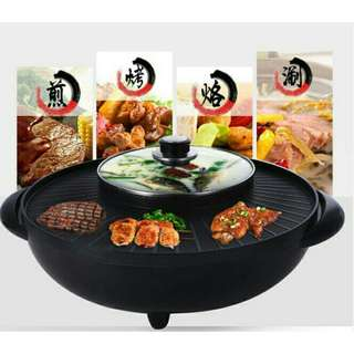 Bbq , Grill and Steamboat Hot Pot