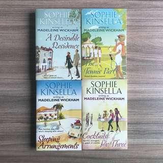 Preloved Sophie Kinsella Novels