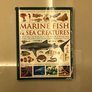 Marine Fish and Sea Creatures Encyclopedia