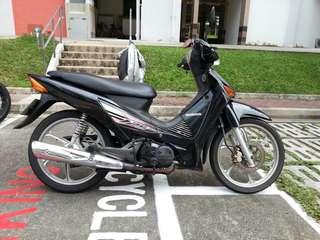 Honda wave for rent