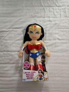 Wonder Woman Stuffes Toy