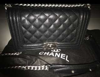 Gred Chanel Boy