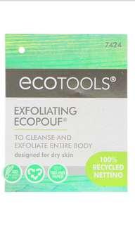 EcoTools 去角質沐浴海綿 Exfoliating EcoPouf Bath Sponge