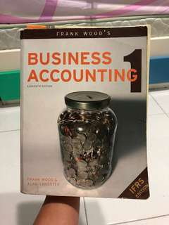 Business Accounting 1 (Eleventh Edition)