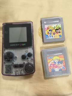 Gameboy color. GBC GB GBA