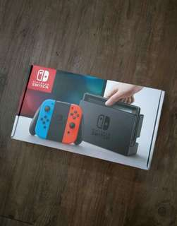 Local set Nintendo Switch Trade-In Promotion