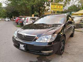 Toyota Camry 2.4(a) tip top condition