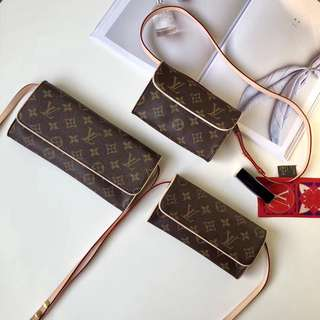 LV Pouch Bags