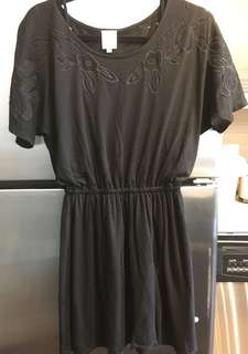 XS Ella Moss lined dress