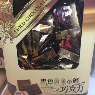 🚚 黃金之礦歐式巧克力