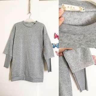 Misty sweater (baju panas) size M (LIKENEW)
