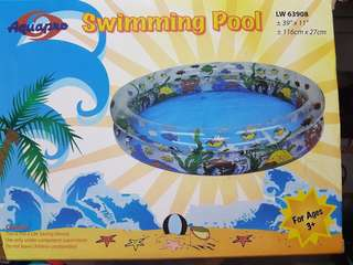 infladable Swimming Pool for baby & kid