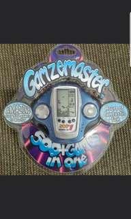 Gamzemaster handheld game console