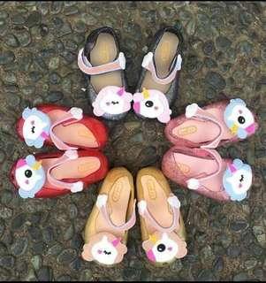 Mini mellissa Jelly shoes