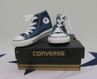 Authentic CONVERSE All Star Shoes for Kids