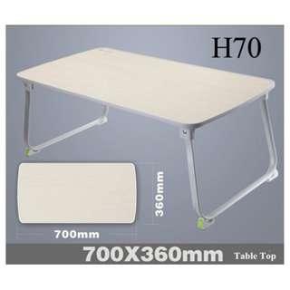 🚚 Xgear H70 (700mm x 360mm x 9mm) Foldable Laptop Table Desk Dinning