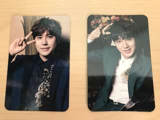 Super Junior K.R.Y. Join Hands 小卡
