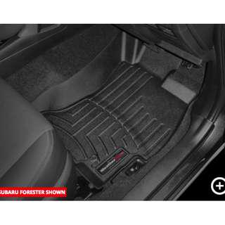 WeatherTech Extreme Duty Floor Liner (Mat) for Subaru Forester  (1st Row)