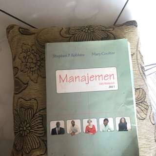 Buku manajemen jilid 1