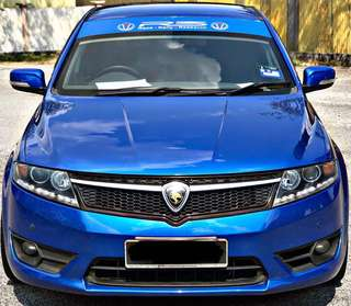 SAMBUNG BAYAR/CONTINUE LOAN  PROTON SUPRIMA S 1.6 TURBO AUTO FULLSPEC  YEAR 2014 MONTHLY RM 980 BALANCE 4 YEARS 9 MONTHS ROADTAX NOV 2018 PADDLE SHIFT SHIFTRONIC GEAR LEATHER SEAT TIPTOP CONDITION   DP KLIK wasap.my/60133524312/suprima