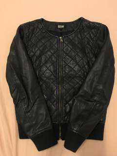 Izzue leather jacket