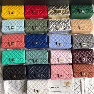 Chanel Mini Flap rectangular