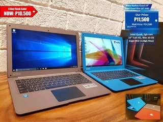 Brandnew laptops