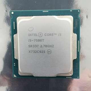 Intel® Core™ i5-7500T (processor only)