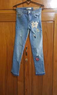 Zara Girls Jeans Ori