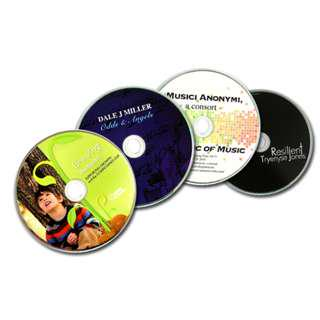 DVD Printing / Burning / Duplication / Disc Label Design / DVD Menu Design Service
