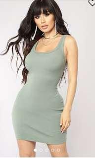 Fashion Nova dress BNWT